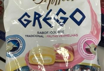 Caramelos de Leite com Recheio Sabor Iogurte Grego Butter Toffees Arcor