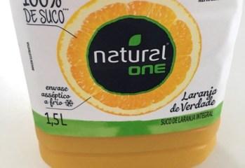 Suco de Laranja Integral Natural One