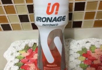 Isotônico Tangerina Ironage
