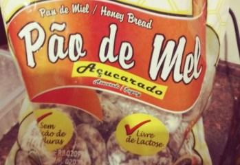 Pão de Mel Açucarado Bolamel