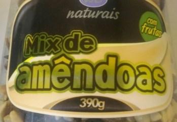 Mix de Amêndoas WS Naturais