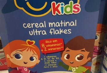 Cereal Matinal Ultra Flakes Qualitá Kids