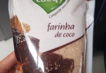 Farinha de Coco Integral Taeq