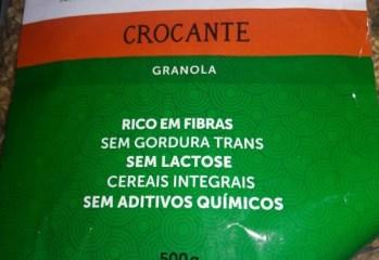 Granola Crocante Engenho Novo