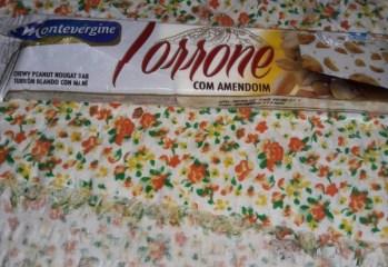 Torrone com Amendoim Montevérgine