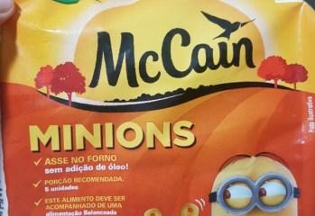 Purê de Batatas Minions McCain