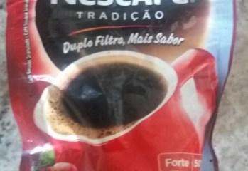 Café Solúvel Granulado Forte Nescafé Tradição Nestlé