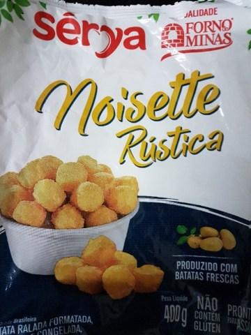 Batata Noisette Rústica Forno de Minas Sêrya