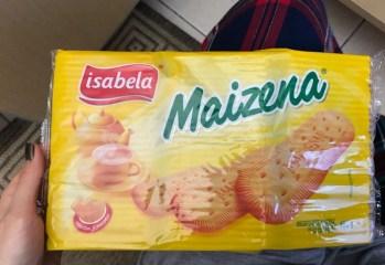 Biscoito Maizena Isabela