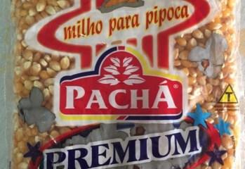 Milho Para Pipoca Premium Pachá