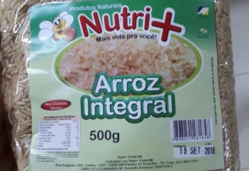 Arroz Integral Nutri+