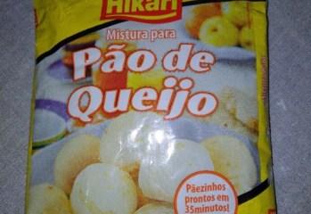 Mistura para Pão de Queijo Hikari