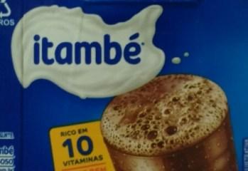 Bebida Láctea Shake Aerado Chocolate Itambé