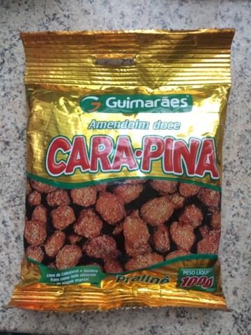 Amendoim Doce Cara-Pina Guimarães