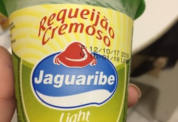 Requeijão Cremoso Light Jaguaribe