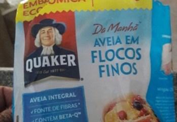 Aveia em Flocos Finos Quaker