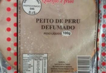 Peito de Peru Defumado Fajofama
