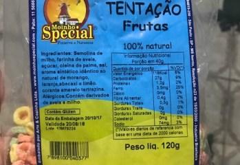 Tentação Frutas Moinho Special