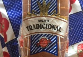 Pão Receita Tradicional Caseirinho