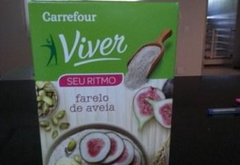 Farelo de Aveia Viver Carrefour