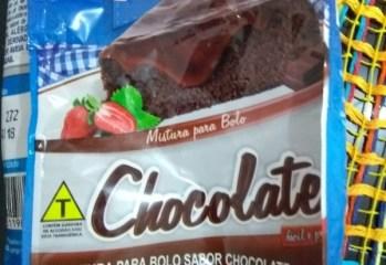 Mistura para Bolo Sabor Chocolate Apti