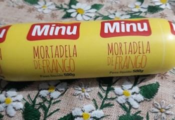 Mortadela de Frango Minu