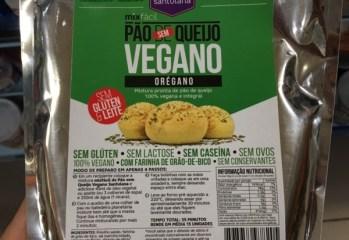 Mistura para Pão de Queijo Vegano Sabor Orégano Santulana