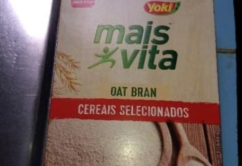 Oat Bran Cereais Selecionados Mais Vita Yoki