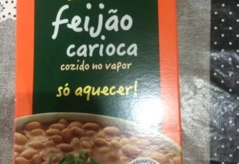 Feijão Carioca Vapza