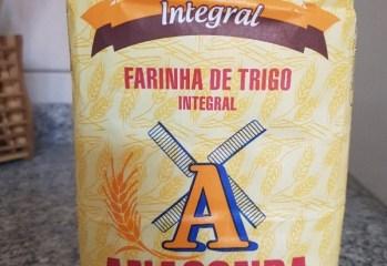 Farinha de Trigo Integral Anaconda