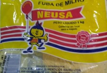 Fubá de Milho Neusa