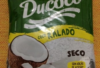 Coco Ralado Seco DuCoco
