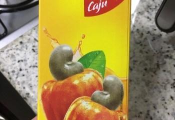 Néctar de Caju Da Fruta