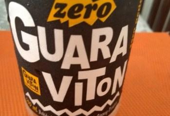 Bebida de Guaraná com Aroma de Ginseng Zero Guaraviton