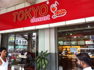 Tokyo donut Yangon