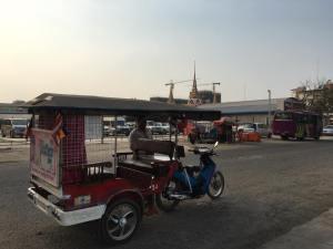 Cambodia tuktuk