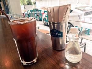Beeston cafe ekkamai