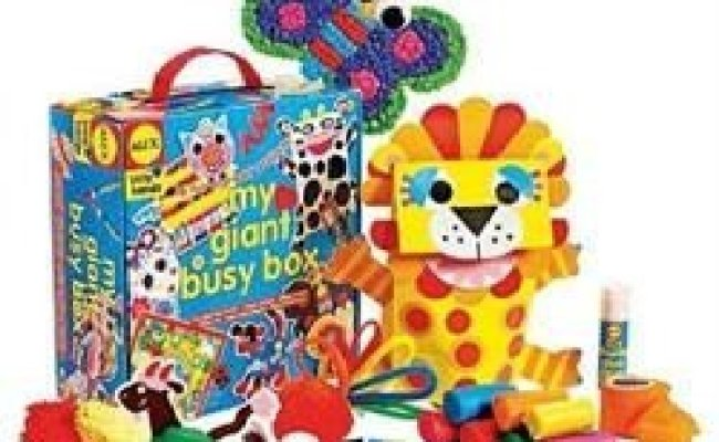 Buy Alex Toys Early Learning My Giant Busy Box Little