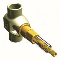 Danze D135300BT Single Handle 3/4-Inch Volume Control ...