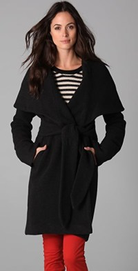 Mara Hoffman Shawl Coat | SHOPBOP