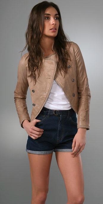Dallin Chase Yuma Leather Jacket