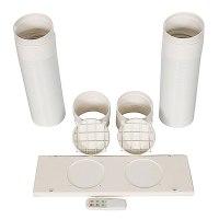 Amazon.com - Whynter 14, 000 BTU Dual Hose Portable Air ...