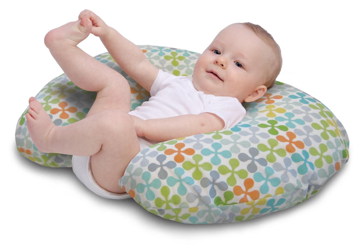 Amazon.com : Boppy Pillow with Slipcover, Owls : Breast