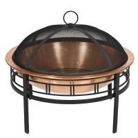 Amazon.com : CobraCo FTCOPVINT-C Vintage Copper Fire Pit ...