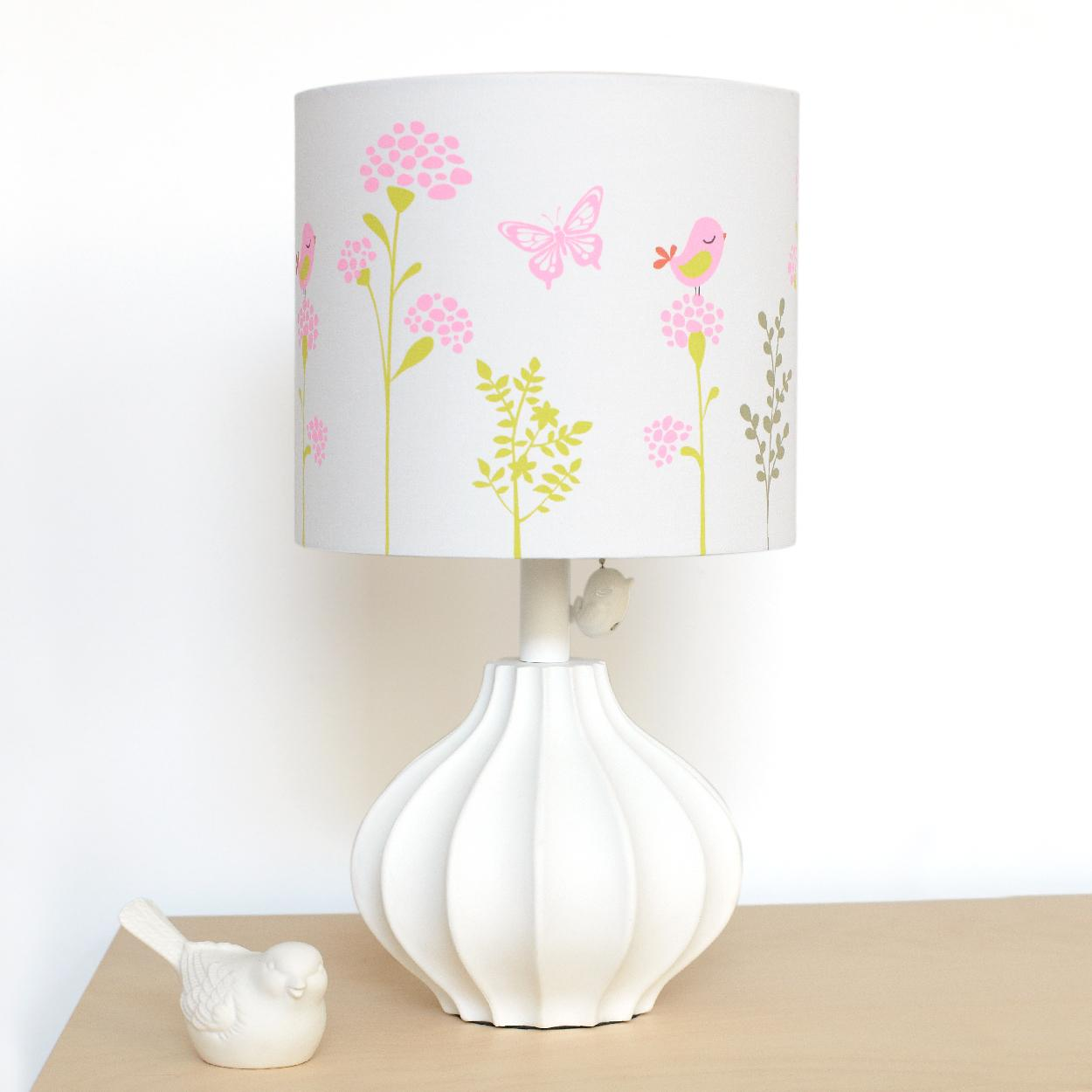 Amazon.com : Just Born Nursery Lamp, Botanica Collection w