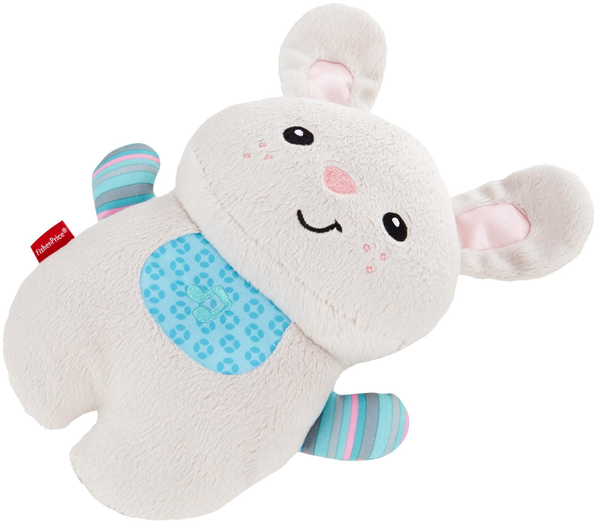 Glow Toys For Bedtime Amazon Fisher Price Soothe And Glow Bunny Toys And Games