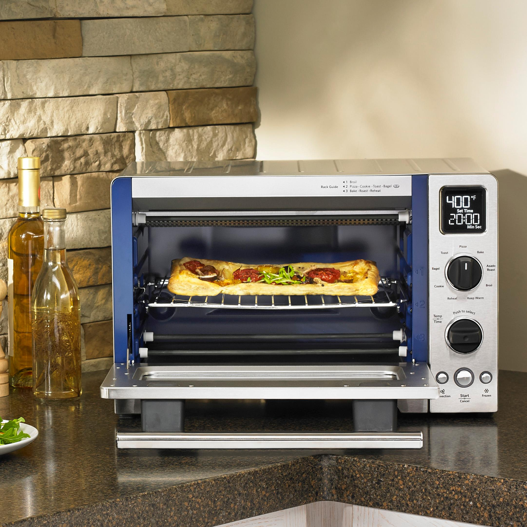 Countertop Ovens For Baking Amazon Kitchenaid Kco273ss 12 Quot Convection Bake