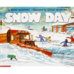 Snow Day (Blue Ribbon Book)
