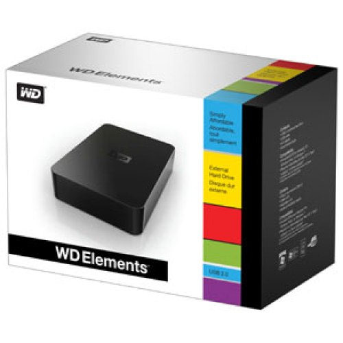 Western Digital 2TB USB Drive: $80, 3TB Drive$120