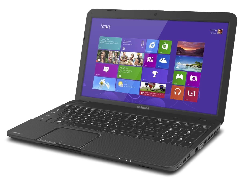Toshiba Satellite Laptop Windows